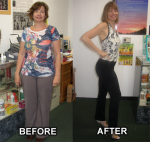 Juliann Tranformation 40 lbs Gone!